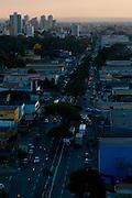 Goiania_GO, Brasil...Vista panoramica da cidade de Goiania, Goias...Panoramic view of Goiania, Goias...Foto: BRUNO MAGALHAES /  NITRO