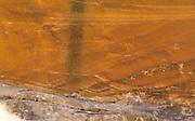 Panoramic image of an Anasazi petroglyph in Lower Mule Canyon, Comb Ridge, San Juan County, Utah, USA.