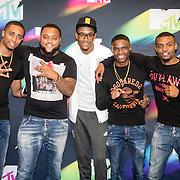 NLD/Den Haag/20160927 - Bekendmaking Dutch Act nominaties MTV EMA's, Broederliefde