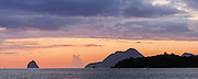 Sunset on le Diamant from Club Med les Boucaniers, Pointe Le Marin, Martinique