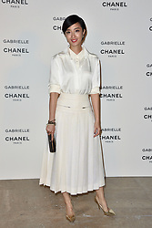 """Gwei Lun-Mei attending the party for the new Chanel perfume """"Gabrielle"""", at the Palais de Tokyo in Paris, France, on July 4, 2017. Photo by Alban Wyters/ABACAPRESS.COM"""
