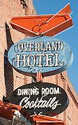 Overland Hotel, Carson City, Nevada
