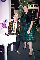 Hannah Long, Seen at Soho Sessions: John Galea By Yamaha Music. Christmas round the piano, sponsored by Yamaha. Yamaha Soho London. 12.12.19
