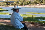 Sinaloa. Mexico: Bernardo Esquer, rio Fuerte.
