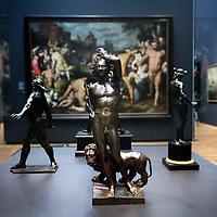 Nederland, Amsterdam , 25 mars 2013..Rijksmuseum..La collection depuis 1500..Foto:Jean-Pierre Jans