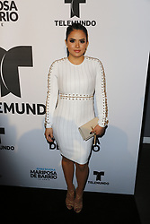 LOS ANGELES, CA - JUNE 26: Samadhi Zendejas arrives for the Screening Of Telemundo's 'Jenni Rivera: Mariposa De Barrio' at The GRAMMY Museum on June 26, 2017 in Los Angeles, California. Byline, credit, TV usage, web usage or linkback must read SILVEXPHOTO.COM. Failure to byline correctly will incur double the agreed fee. Tel: +1 714 504 6870.