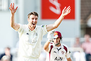 Northamptonshire County Cricket Club v Middlesex County Cricket Club 180514
