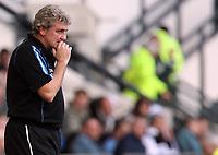 Photo: Rich Eaton.<br /> <br /> Derby County v Birmingham City. Coca Cola Championship. 21/10/2006. Steve Bruce manager of Birmingham City