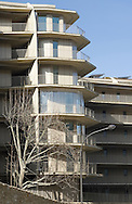 Social Apartments Herold, Paris architect Jakob Macfarland<br /> <br /> Architects: Jakob + Macfarlane