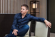 Exclusive portraits of Jeremy Renner when he was in Sydney to promote the movie The Bourne Legacy. Photographed at the Park Hyatt, Sydney.