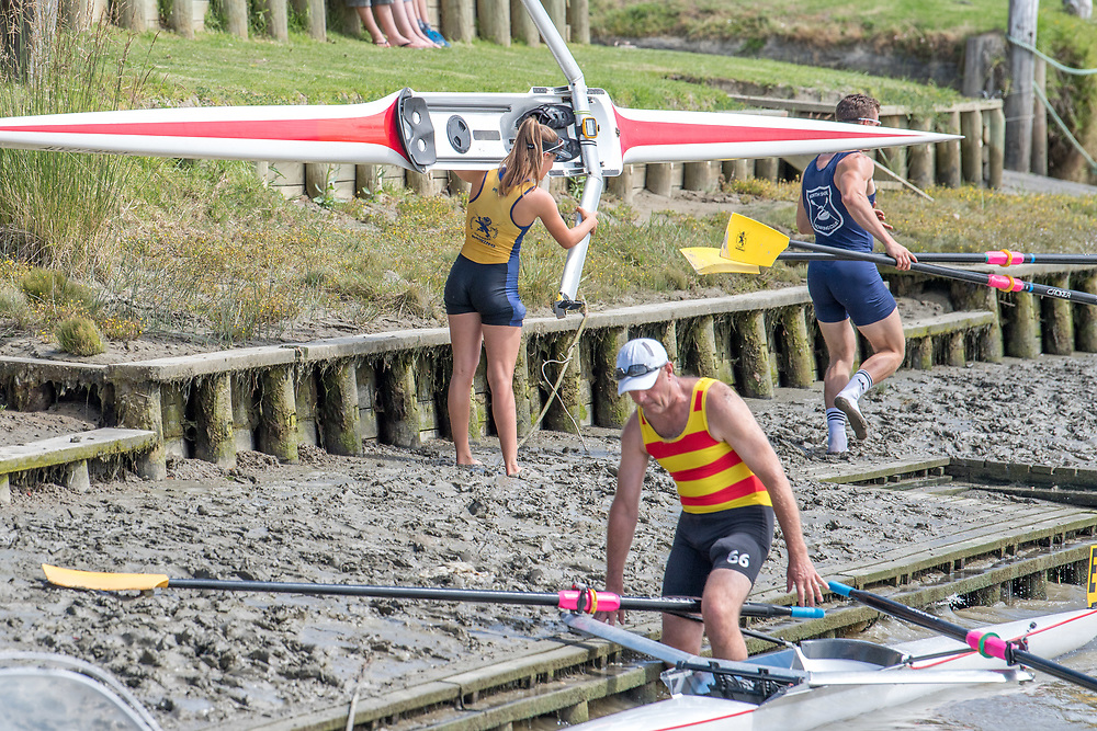 Competing in the 10th Anniversary BWC single sculls race on the Whanganui River, Whanganui Sunday 2 December 2018 © Copyright photo Steve McArthur / @RowingCelebration www.rowingcelebration.com