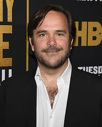 May 8, 2019 - Los Angeles, California, USA - 08, May 2019 - Pasadena, California. Marcelo Zarvos attends 'What's My Name | Muhammad Ali' HBO Documentary Premiere at Regal Cinemas LA LIVE 14 in Los Angeles, California. (Credit Image: © Billy Bennight/ZUMA Wire)