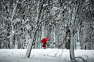 Białystok pod grubą warstwą śniegu - 26.01.2021