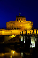 """Angels of Passion guard Castel Sant'Angelo""…<br />