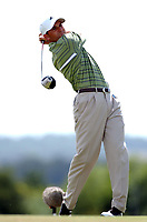 Sergio Garcia (Spain) The Open Golf Championship, Royal St.Georges, Sandwich, Day 4, 20/07/2003. Credit: Colorsport / Matthew Impey DIGITAL FILE ONLY