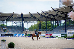Losos De Muniz Yvonne, DOM, Aquamarijn<br /> CHIO Aachen 2021<br /> © Hippo Foto - Sharon Vandeput<br /> 15/09/21
