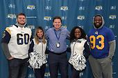 NFL-Los Angeles Rams Community Blitz Day of Service-Dec 23, 2019