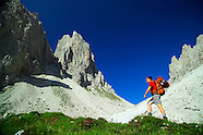 Conquering the Jagged Spears, Dolomiti Friulane, Italy