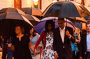 HAVANA, March 20, 2016 <br /> <br /> President Obama Visits Cuba<br /> <br /> - U.S. President Barack Obama and his wife Michelle Obama tour the Old Havana March 20, 2016. Barack Obama arrived in Havana on Sunday for a three-day, historic visit to Cuba. <br /> ©Exclusivepix Media