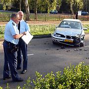 Ongeval Naarderstraat Huizen, 3 auto's, technisch onderzoek, to, TCO, verkeersdienst
