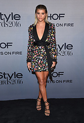 October 24, 2016 - Los Angeles, California, U.S. - Sofia Richie arrives for the InStyle Awards 2016 at the Getty Center. (Credit Image: © Lisa O'Connor via ZUMA Wire)