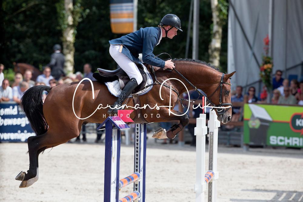 Naber Sander (NED) - Durrant<br /> KWPN Paardendagen - Ermelo 2012<br /> © Dirk Caremans