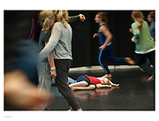 workshop at les ballets c de la b, joke laureyns & kwint manshoven
