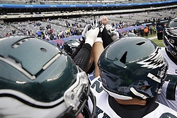 during the NFL game between The Philadelphia Eagles and The New York Giants at MetLife Stadium in East Rutherford, NJ on Sunday, December 17th 2017. (Brian Garfinkel/Philadelphia Eagles)