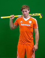 DEN BOSCH - ROEL BOVENDEERT .  . Nederlands Hockeyteam  voor nieuwe platform Hockey.nl.    FOTO KOEN SUYK
