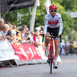 05-08-2019: Wielrennen: Nederlandse profs: Almelo <br />Bauke Mollema