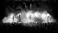 Icelandic blues-rock band Kaleo at Stadthalle Offenbach