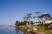 Back Bay Inn, Los Osos, Baywood Park, San Luis Obispo County, California, USA
