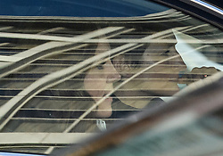 © Licensed to London News Pictures. 09/01/2020. London, UK. CATHERINE, DUCHESS OF CAMBRIDGE is seen arriving back at Kensington Palace in London on her Birthday. Yesterday Prince Harry and Megan, The Duke and Duchess of Sussex, announced that they will be stepping back from official Royal duty and spending more time abroad. Photo credit: Ben Cawthra/LNP