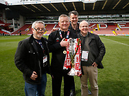 during the English League One match at  Bramall Lane Stadium, Sheffield. Picture date: April 30th 2017. Pic credit should read: Simon Bellis/Sportimage