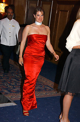 HON.SELINA TOLLEMACHE at the Boodles Boxing Ball in aid of the sports charity Sparks  organised by Jez lawson, James Amos and Charlie Gilkes held at The Royal Lancaster Hotel, Lancaster Terrace London W2 on 3rd June 2006.<br /> <br /> NON EXCLUSIVE - WORLD RIGHTS