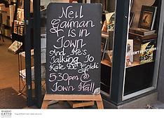 NZ Int'l Arts Festival 10 - Neil Gaiman