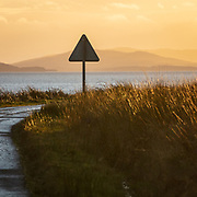 Last light, Kingairloch III, Highland, Scotland.