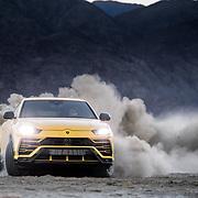 Lamborghini Urus Dynamic Launch 2018
