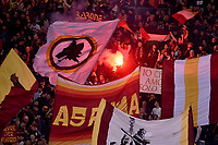 Roma supporters<br /> Roma 23-10-2018 Stadio Olimpico<br /> Football Calcio UEFA Champions League 2018/2019, Group G. <br /> AS Roma - CSKA Moscow<br /> Foto Antonietta Baldassarre / Insidefoto