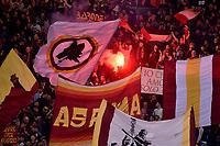 Roma supporters<br /> Roma 23-10-2018 Stadio Olimpico<br /> Football Calcio UEFA Champions League 2018/2019, Group G. <br /> AS Roma - CSKA Moscow<br /> Foto Antonietta Baldassarre / Insidefoto