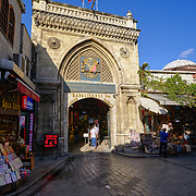 Grand Bazaar entrance gate #1, Istanbul