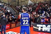 Stefano Gentile, Commando Ultra' Dinamo<br /> Oriora Pistoia - Banco di Sardegna Dinamo Sassari<br /> LBA Serie A Postemobile 2018-2019<br /> Pistoia, 04/01/2020<br /> Foto L.Canu / Ciamillo-Castoria