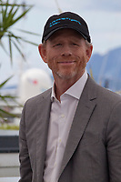 Director Ron Howard at the Solo: A Star Wars Story film photo call at the 71st Cannes Film Festival, Tuesday 15th May 2018, Cannes, France. Photo credit: Doreen Kennedy