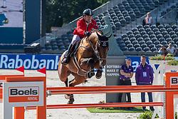 Pisani Riccardo, ITA, Chaclot<br /> European Championship Jumping<br /> Rotterdam 2019<br /> © Hippo Foto - Dirk Caremans