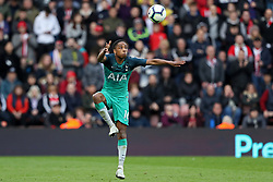 March 9, 2019 - Southampton, England, United Kingdom - Tottenham defender Kyle Walker-Peters controls the ball during the Premier League match between Southampton and Tottenham Hotspur at St Mary's Stadium, Southampton on Saturday 9th March 2019. (Credit Image: © Mi News/NurPhoto via ZUMA Press)