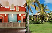 Editorial Travel Photography: Club Med les Boucaniers, Pointe Marin, Sainte Anne, Martinique, Caribbean sea, Lesser antilles, France