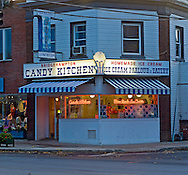 New York, Bridgehampton, Candy Kitchen, South Fork, Long Island