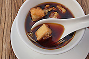 Japanese Miso Soup with Tofu