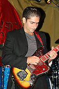 **EXCLUSIVE**.Michael Imperioli playing with his new band ìLa Dolce Vitaî.Don Hillís Nightclub.New York, NY, USA.Wednesday, August 30, 2006.Photo By Selma Fonseca/ Celebrityvibe.com.To license this image call (212) 410 5354 or;.Email: celebrityvibe@gmail.com; .Website: http://www.celebrityvibe.com/. ....