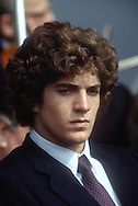 A 29 MG IMAGE OF:..John Kennedy Jr. at the opening of the JF K Library in October 1979..Photo by Dennis Brack  F B 1